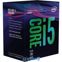 Intel Core i5-8600 3.1GHz/4MB (BX80684I58600) BOX