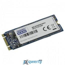 Goodram S400u 240GB M.2 2280 SATAIII TLC (SSDPR-S400U-240-80)