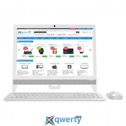 Lenovo IdeaCentre AIO 310-20IAP (F0CL0076UA) White
