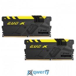 GeIL DDR4-3000 16GB PC4-24000 (2x8) Evo X ROG (GREXR416GB3000C15ADC)