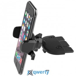 iOttie Easy One Touch Mini CD Slot Universal Car Mount Holder Cradle for iPhone (HLCRIO123RT)