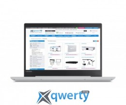 Lenovo Ideapad 320s-15(80X5005PPB)4GB/240SSD+1TB/Win10/White