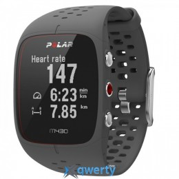 POLAR M430 GPS for Android/iOS Gray (90064404)