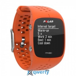 POLAR M430 GPS for Android/iOS Orange (90064410)