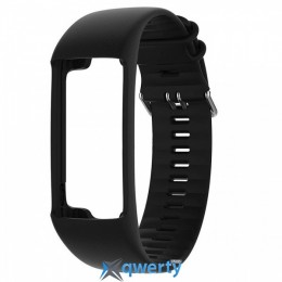 Сменный браслет для POLAR A370 Wristband размер M/L Black (91064885)