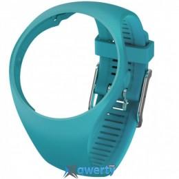 Сменный браслет для POLAR M200 Wristband размер M/L Blue (91061233)