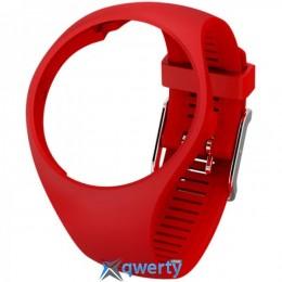Сменный браслет для POLAR M200 Wristband размер S/M RED (91063449)