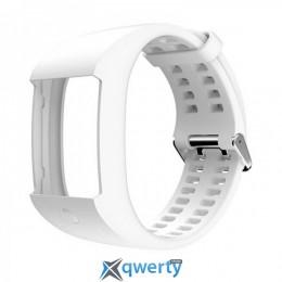 Сменный браслет для POLAR M600 Wristband White (91059826)