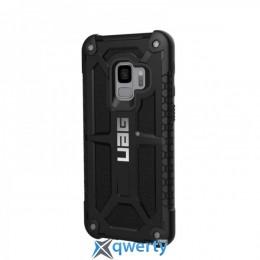 Urban Armor Gear Galaxy S9 Monarch Black (GLXS9-M-BLK)