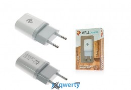 Сетевое ЗУ 2E USB Wall Charger 2A, white