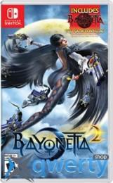 Bayonetta+Bayonetta 2 Nintendo Switch (английская версия)