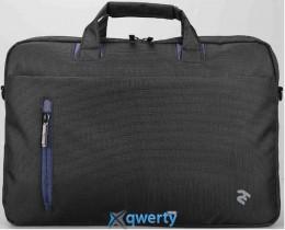 Сумка для ноутбука 2E-CBN415BK 16 чёрная
