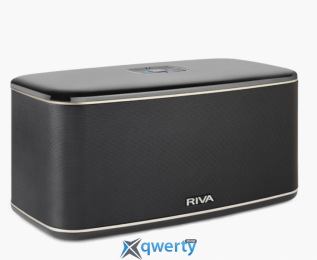 RIVA Festival Multi-Room+ Wireless Speaker Black (RWF01B-UN)