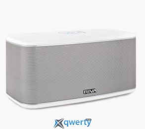 RIVA Festival Multi-Room+ Wireless Speaker White (RWF01W-UN)