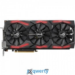 Asus Radeon RX Vega 64 8GB HBM2 (2048bit) (1590МГц) (DVI, 2 x HDMI, 2 x DisplayPort) (ROG-STRIX-RXVEGA64-O8G-GAMING)