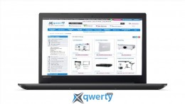 Lenovo IdeaPad 320-15IKB (81BG00QMRA) Onyx Black