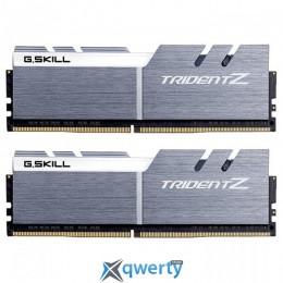 G.Skill DDR4-3200 16GB (2x8) PC-25600 (F4-3200C14D-16GTZSW) Trident Z
