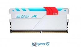 GEIL DDR4-2400 16GB PC4-19200 (GEXG416GB2400C16SC) EVO X WHITE
