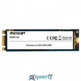 PATRIOT Scorch M.2 256GB PCIe Gen 3.0 x2NVMe (PS256GPM280SSDR) купить в Одессе