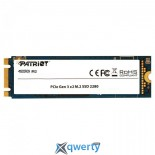 PATRIOT Scorch M.2 256GB PCIe Gen 3.0 x2NVMe (PS256GPM280SSDR)
