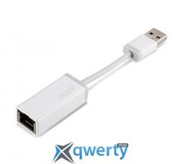 Acer ACB541 USB to Ehernet (RJ45) бiлий
