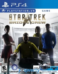 VR Star Trek Bridge Crew