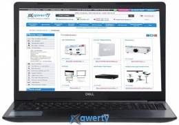 Dell Inspiron 5570 (I557820S1DDW-80B)