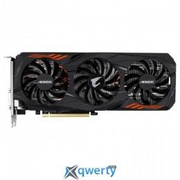 GIGABYTE GeForce GTX 1070 Ti AORUS 8GB GDDR5 (256bit) (1607/8008) (DVI, HDMI, 3 x DisplayPort) (GV-N107TAORUS-8GD)