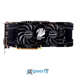 INNO3D GeForce GTX 1080 Ti iChill HerculeZ X2 11GB GDDR5X (352bit) (1480/11000) (DVI, HDMI, 3 x DisplayPort) (N108T-1SDN-Q6MN)