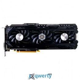 INNO3D GeForce GTX 1080 Ti iChill X3 11GB GDDR5X (352bit) (1569/11400) (DVI, HDMI, 3 x DisplayPort) (C108T3C-1SDN-Q6MNX)