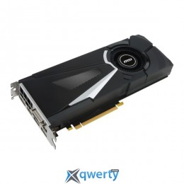 MSI GeForce GTX 1070 Ti Aero 8G GDDR5 (256bit) (1607/8008) (DVI, HDMI, 3 x Display Port) (GF GTX 1070 Ti AERO 8G)