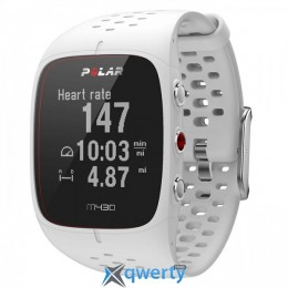 POLAR M430 GPS for Android/iOS White (90064407)