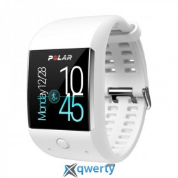 Polar M600 + GPS for Android/iOS White (90062397)