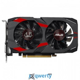 Asus GeForce GTX 1050 Ti Cerberus 4GB GDDR5 (128bit) (1341/7008) (DVI, HDMI, DisplayPort) (CERBERUS-GTX1050TI-O4G)