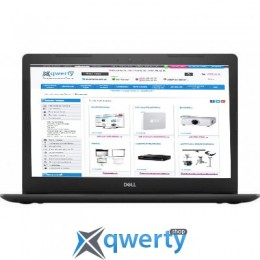 Dell Inspiron 5570 (I515F34S2DDL-6BK) Black