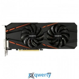 Gigabyte GeForce GTX 1060 Windforce 3GB GDDR5 (192bit) (1506/8008) (DVI, HDMI, 3 x DisplayPort) (GV-N1060D5-3GD)