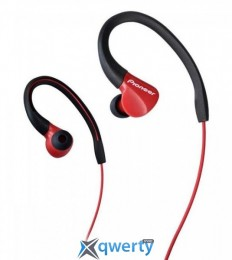 Pioneer SE-E3-R IPX2 Red