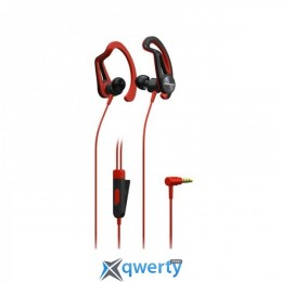 Pioneer SE-E5T-R з мiкрофоном Red
