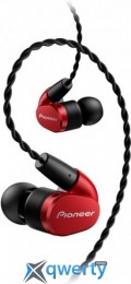 Pioneer SE-CH5T-R Червонi Hi-Res Audio з мiкрофоном