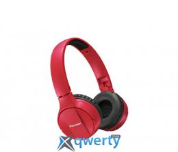 Pioneer SE-MJ553BT-R Bluetooth 4.0 NFC стерео Червонi