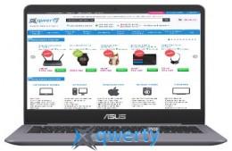 Asus VivoBook 14 X411UQ (X411UQ-EB089) (90NB0GE3-M015200) Grey
