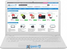 Asus VivoBook 17 X705UV (X705UV-GC131) (90NB0EW3-M01410) White