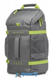 HP 15.6 Grey Odyssey Backpack (L8J89AA)