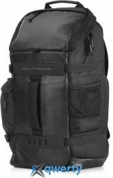 HP 15.6 Odyssey Sport Backpack grey/black (L8J88AA)