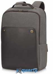 HP Exec 15.6 Brown Backpack (P6N22AA)