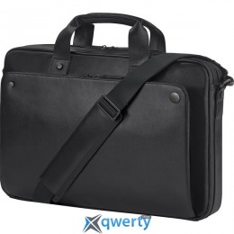HP Exec 17.3 Blk Leather Top Load (P6N25AA)