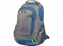 HP Outdoor Sport Gray/Blue Backpack (F4F29AA)