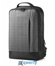 HP Slim Ultrabook Backpack Gray (F3W16AA)