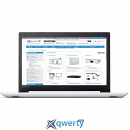 LENOVO 320-15 (80XL02S6RA) Blizzard White