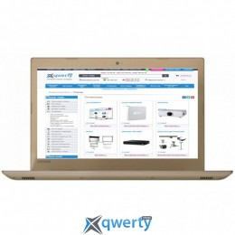 Lenovo IdeaPad 520-15 (81BF00EERA) Golden